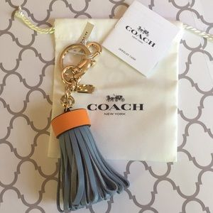 Coach Keyring - NEW